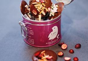 Bezlepková čokoládová lízátka