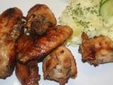 Kuře s bazalkou a citrónem recept