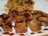 Kotleta na způsob japonského tonkatsu recept