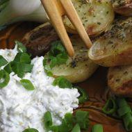 Brambory pečené s bylinkami recept