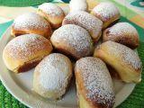 Pečené švestkovo  marcipánové buchty recept