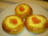 Jemné kynuté tvarohové koláčky recept
