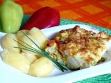 Květákový kari nákyp se zeleninou recept