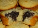 Vláčné jogurtové muffiny s náplní recept