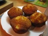 Broskvové muffiny recept