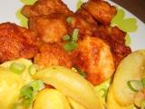 Kuřecí kousky Bufalo recept