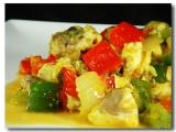 Sladko-kyselá ryba po asijsku recept