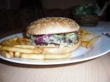 Homemade hamburger's recept