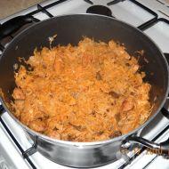 Pravý polský Bigos recept