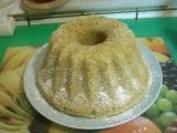 Ořechová bábovka 2 recept