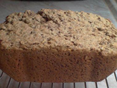 Špaldový podmáslový chléb z domácí pekárny