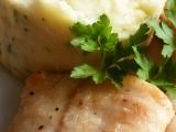 Treska tmavá, na másle pečená recept