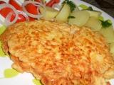 Kuřecí řízek v sýrovém těstíčku recept