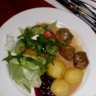 Tradiční švédské kuličky recept