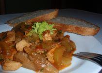 Masová náplň do tortilly recept