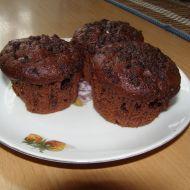 Domácí čokoládové muffiny recept