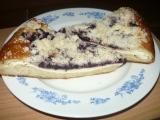 Kynutý borůvkový koláč a makový závin recept