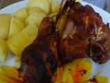 Kuřecí stehýnka recept