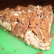 Čokoládový cheesecake recept