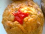 Muffiny naslano recept