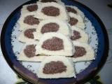 Nepečený kokosový suk recept