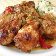 Ostré kuřecí špalíčky recept