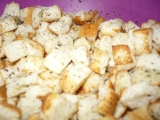 Křupavá bagetka recept