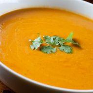 Dýňová polévka s kari recept