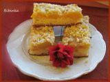 Jednoduchý kynutý koláč na plechu s ovocem a povidly recept ...