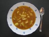 Slepá gulášová polévka recept