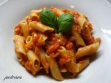 Rajčatová omáčka na těstoviny recept