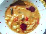 Chutná a hustá polévka s hlávkovým zelím recept