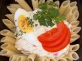 Lehký tuňákový salát s ředkvičkami recept