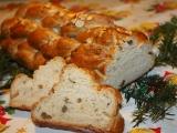 Vánočka z domácí pekárny recept