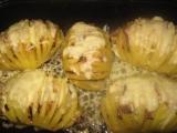 Prokládané brambory recept