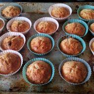 Jablečné muffiny se špetkou skořice recept