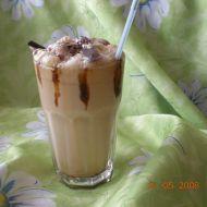 Ledové frappé se zmrzlinou recept