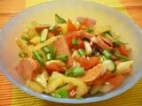 Salát ze špekáčků recept