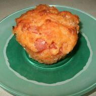 Slané muffiny s ananasem recept