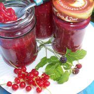 Marmeláda z malin a rybízu recept