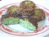 Placičky z brokolice recept