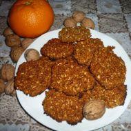 Šťavnaté ovesné sušenky recept