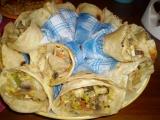 Směs do tortily recept