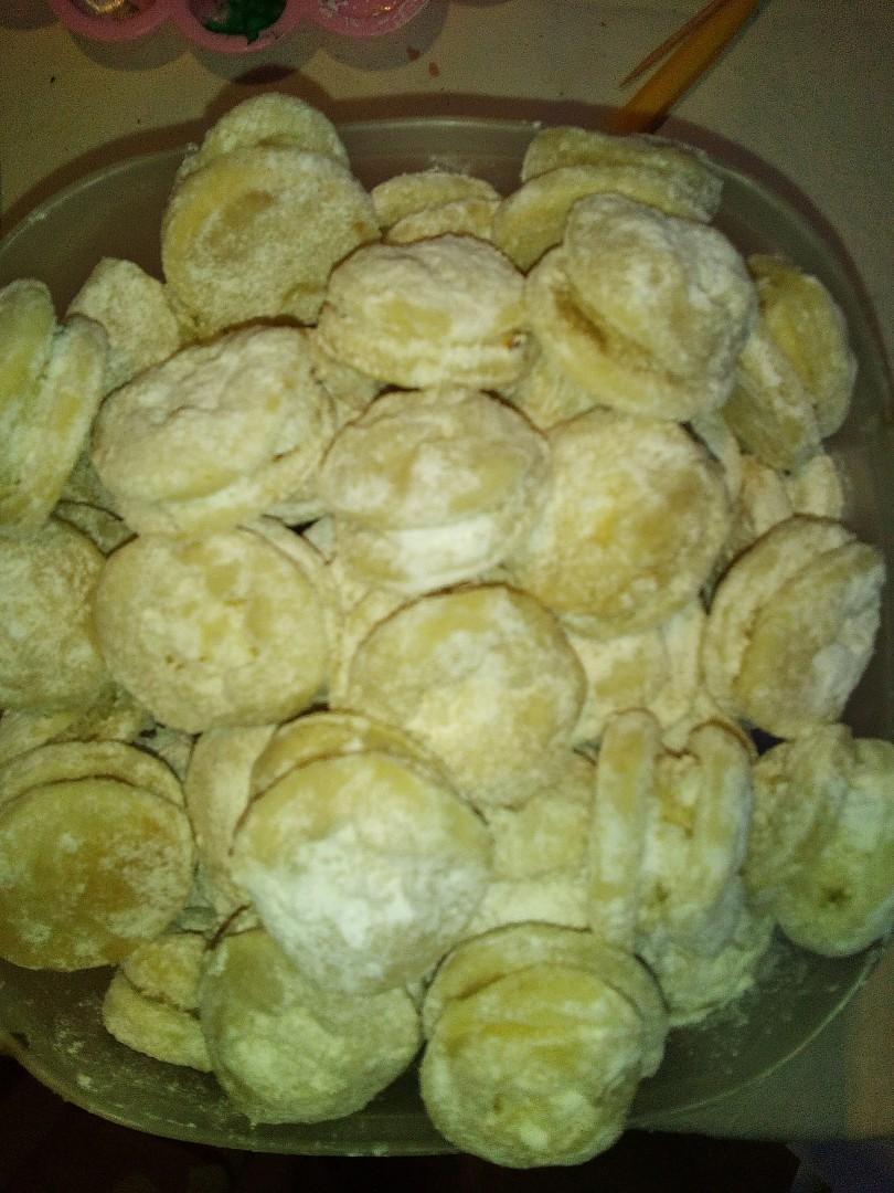 Tvarohové koláčky ze šlehačkového těsta recept