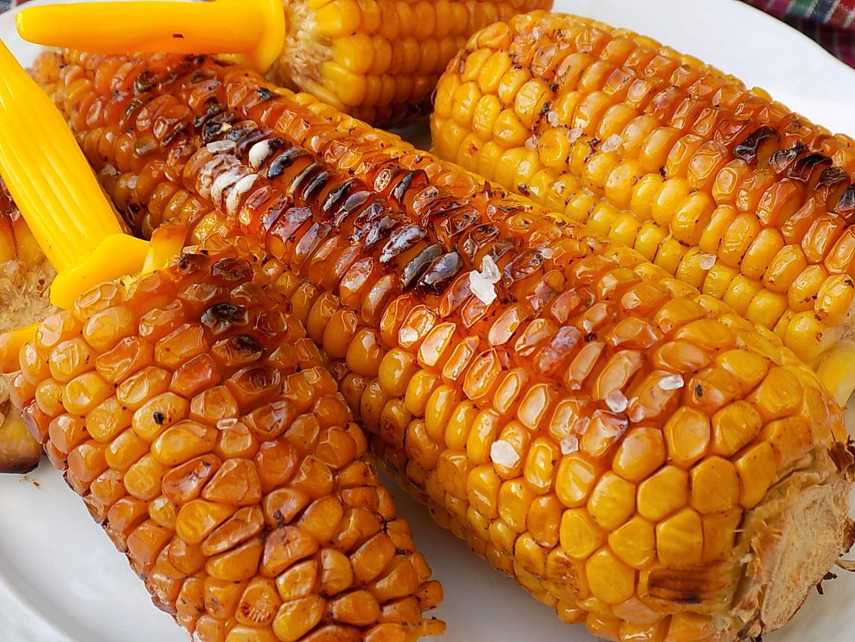Kukuřice pečená v troubě recept
