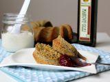Jogurtovo-maková bábovka s pomeranči recept