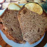 Medová jablečná bábovka recept