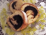 Kakaovo-kokosová kynutá bábovka recept