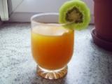 Pomerančovo-citronový džus recept