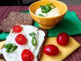 Jemná pomazánka z lilku a čerstvého sýra recept